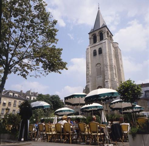 Les 2 Magots - St Germain