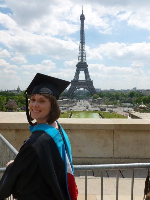 Master's Graduate!